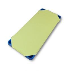 Drap plat couchette polycoton